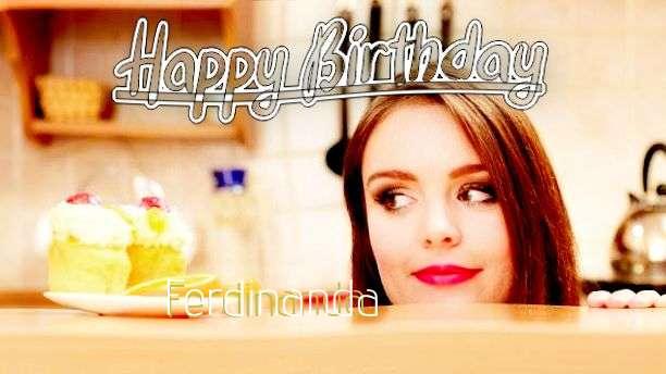 Birthday Images for Ferdinanda