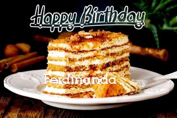 Ferdinanda Cakes