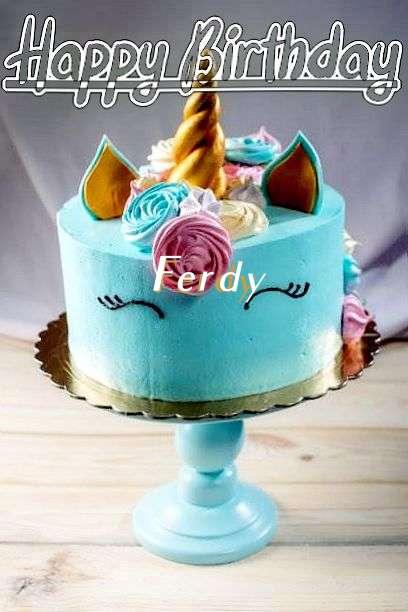 Ferdy Cakes