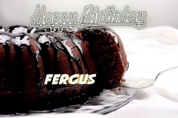 Wish Fergus