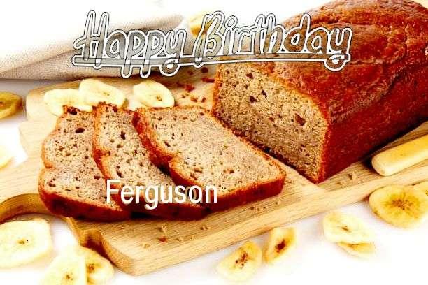 Birthday Images for Ferguson