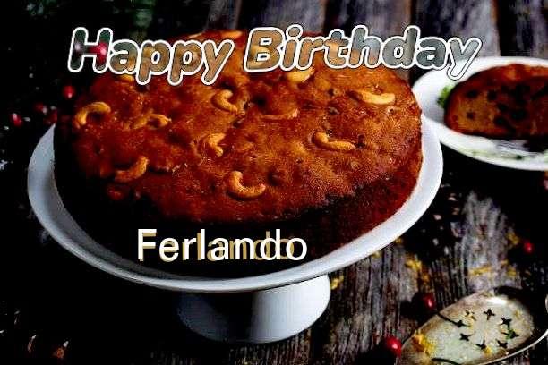 Birthday Images for Ferlando