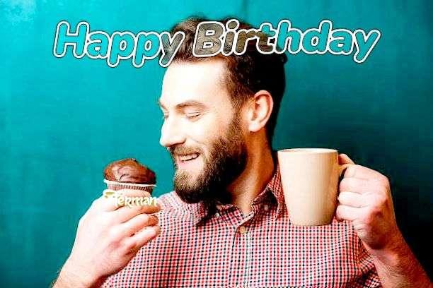 Happy Birthday Wishes for Ferman