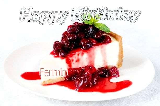 Fermin Birthday Celebration