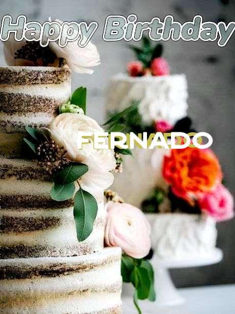 Happy Birthday Fernado