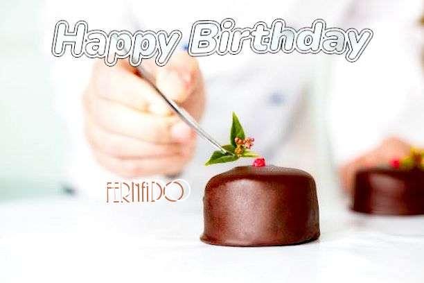 Fernado Birthday Celebration