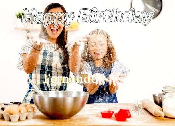 Birthday Images for Fernande