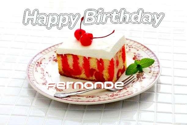 Fernande Cakes
