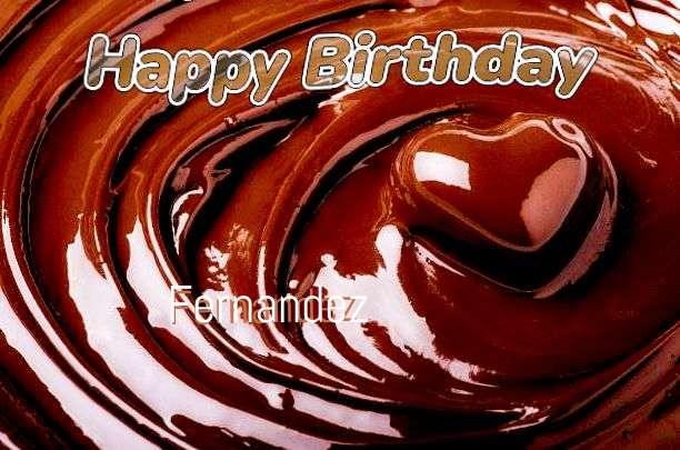 Birthday Images for Fernandez