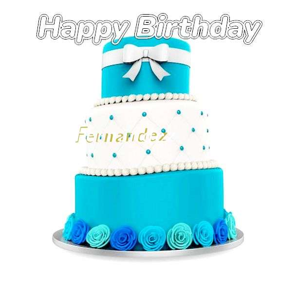 Wish Fernandez