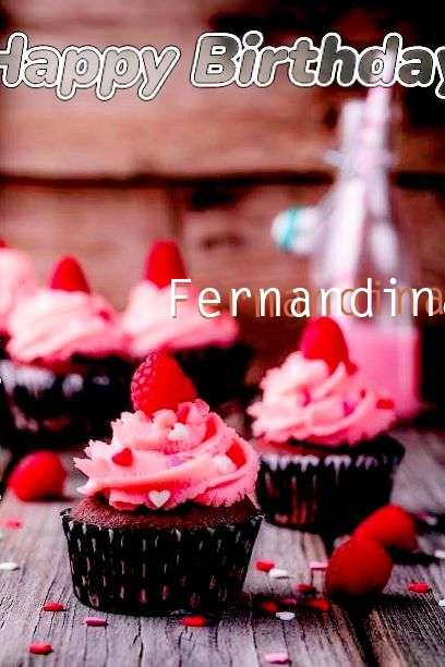 Birthday Images for Fernandina