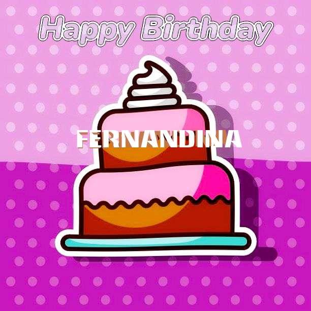 Fernandina Cakes