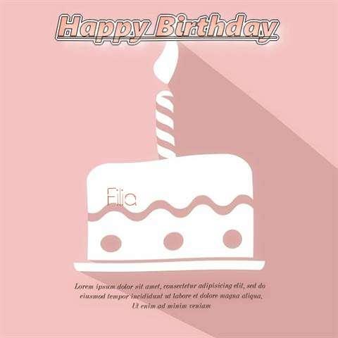 Happy Birthday Filia