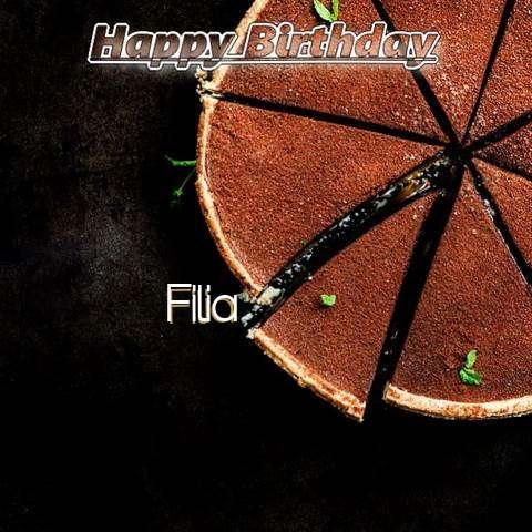 Birthday Images for Filia