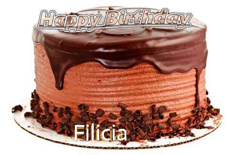 Happy Birthday Wishes for Filicia