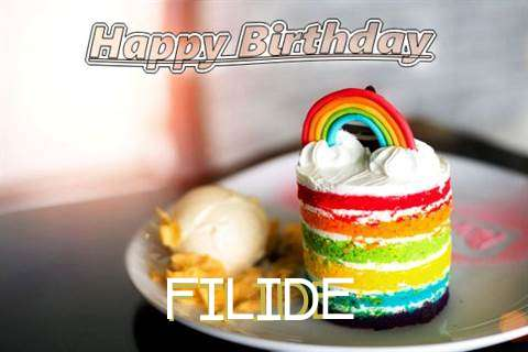 Birthday Images for Filide