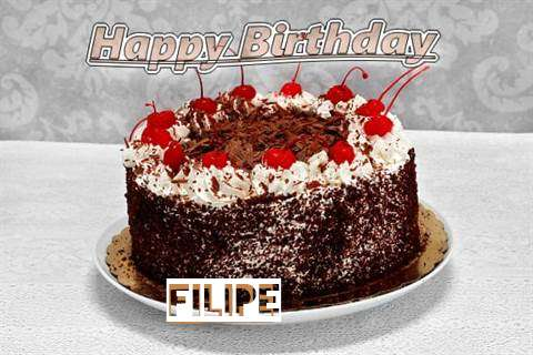 Happy Birthday Filipe