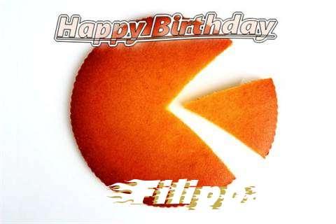 Filippa Birthday Celebration