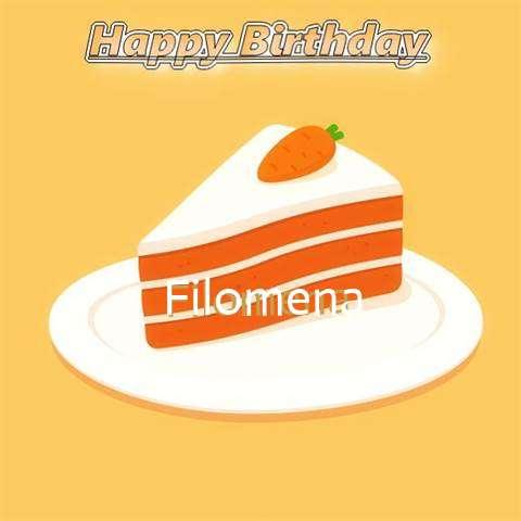 Birthday Images for Filomena