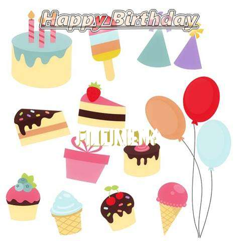 Happy Birthday Wishes for Filomena