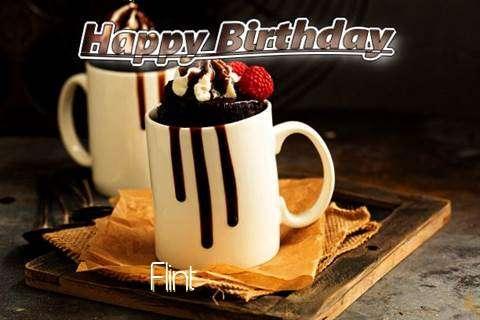 Flint Birthday Celebration