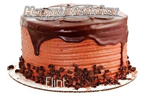 Happy Birthday Wishes for Flint