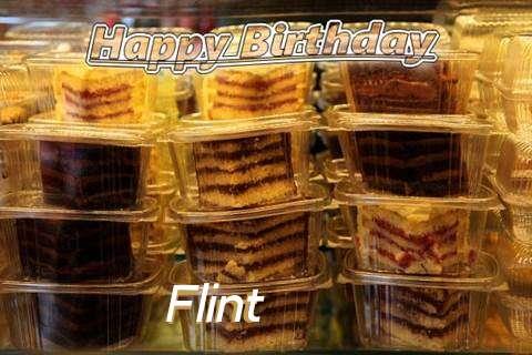 Happy Birthday to You Flint