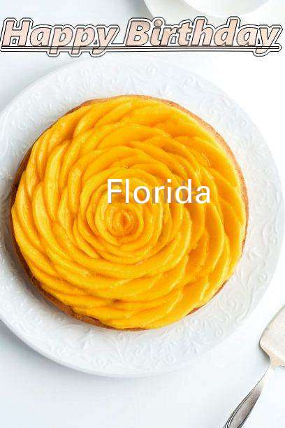 Birthday Images for Florida