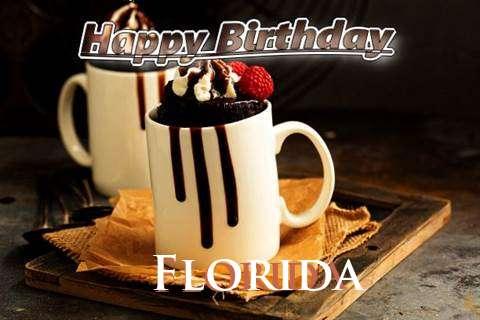 Florida Birthday Celebration