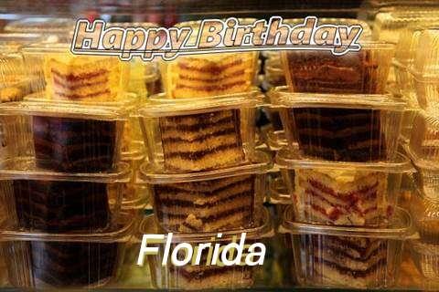 Happy Birthday to You Florida