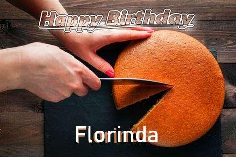 Happy Birthday to You Florinda