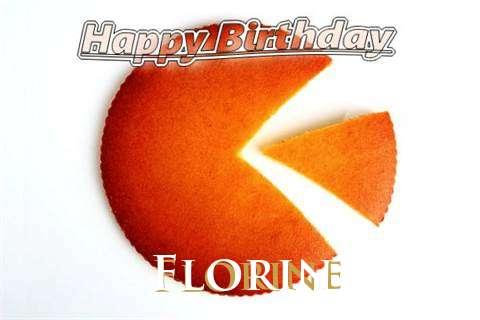 Florine Birthday Celebration