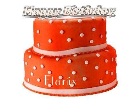 Happy Birthday Cake for Floris