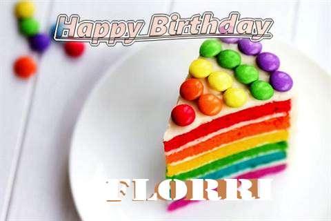 Florri Birthday Celebration
