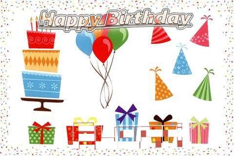 Happy Birthday Wishes for Florri