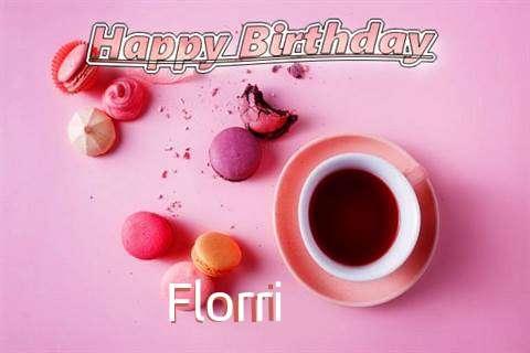 Happy Birthday to You Florri