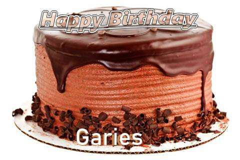 Happy Birthday Wishes for Garies
