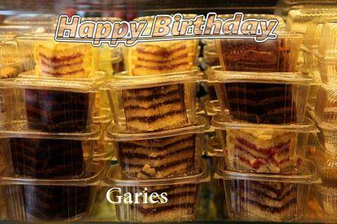Happy Birthday to You Garies