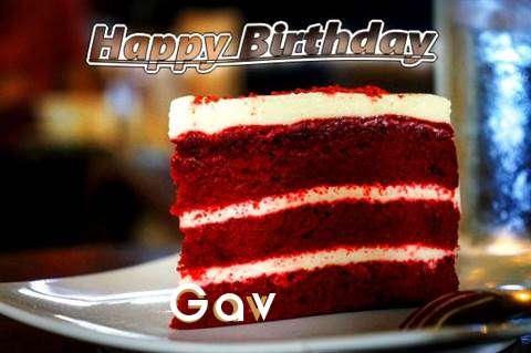 Happy Birthday Gav