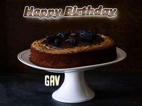 Gav Birthday Celebration