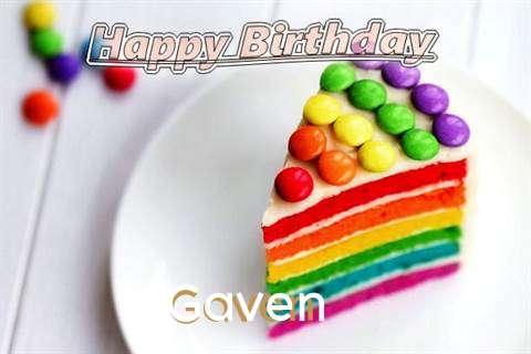 Gaven Birthday Celebration