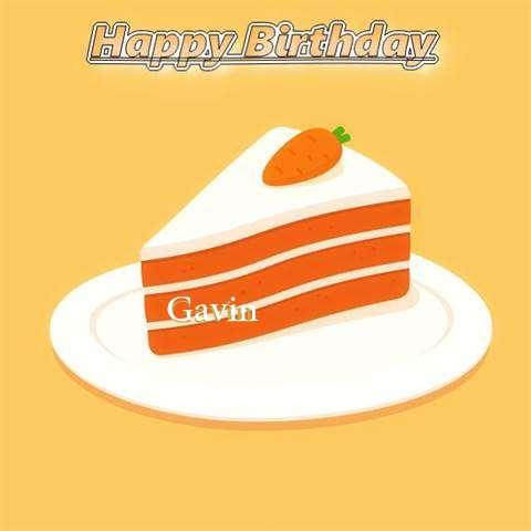 Birthday Images for Gavin