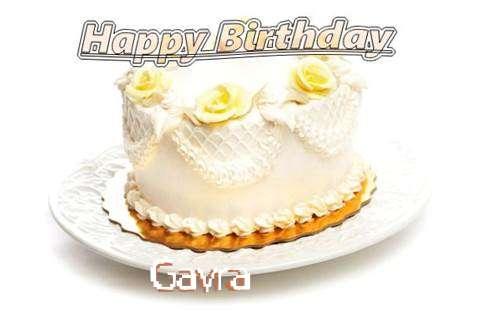 Happy Birthday Cake for Gavra