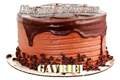 Happy Birthday Wishes for Gavriel