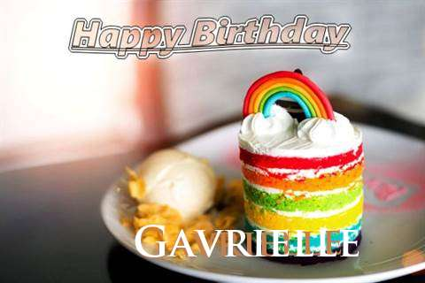 Birthday Images for Gavrielle