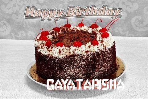 Happy Birthday Gayatarisha