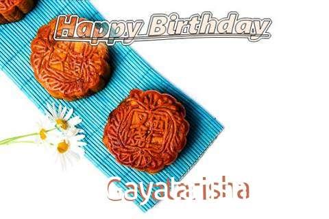 Birthday Wishes with Images of Gayatarisha