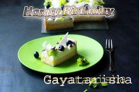 Gayatarisha Birthday Celebration