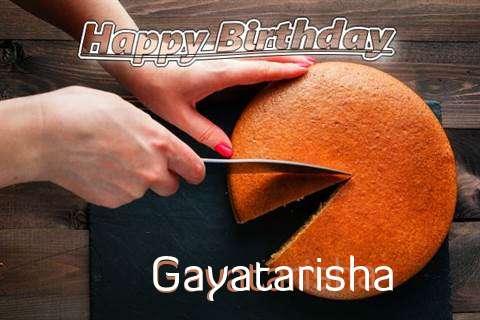 Happy Birthday to You Gayatarisha
