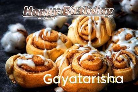 Wish Gayatarisha